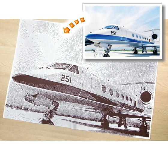 パイロットへのプレゼント