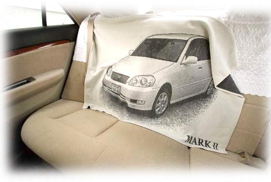 車内に飾るプレゼント